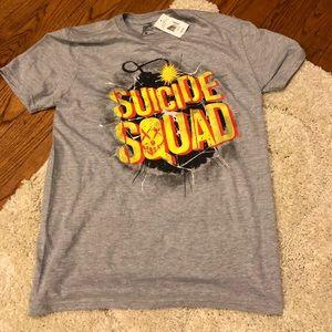 Tops - Suicide Squad T-shirt Woman's medium NWT